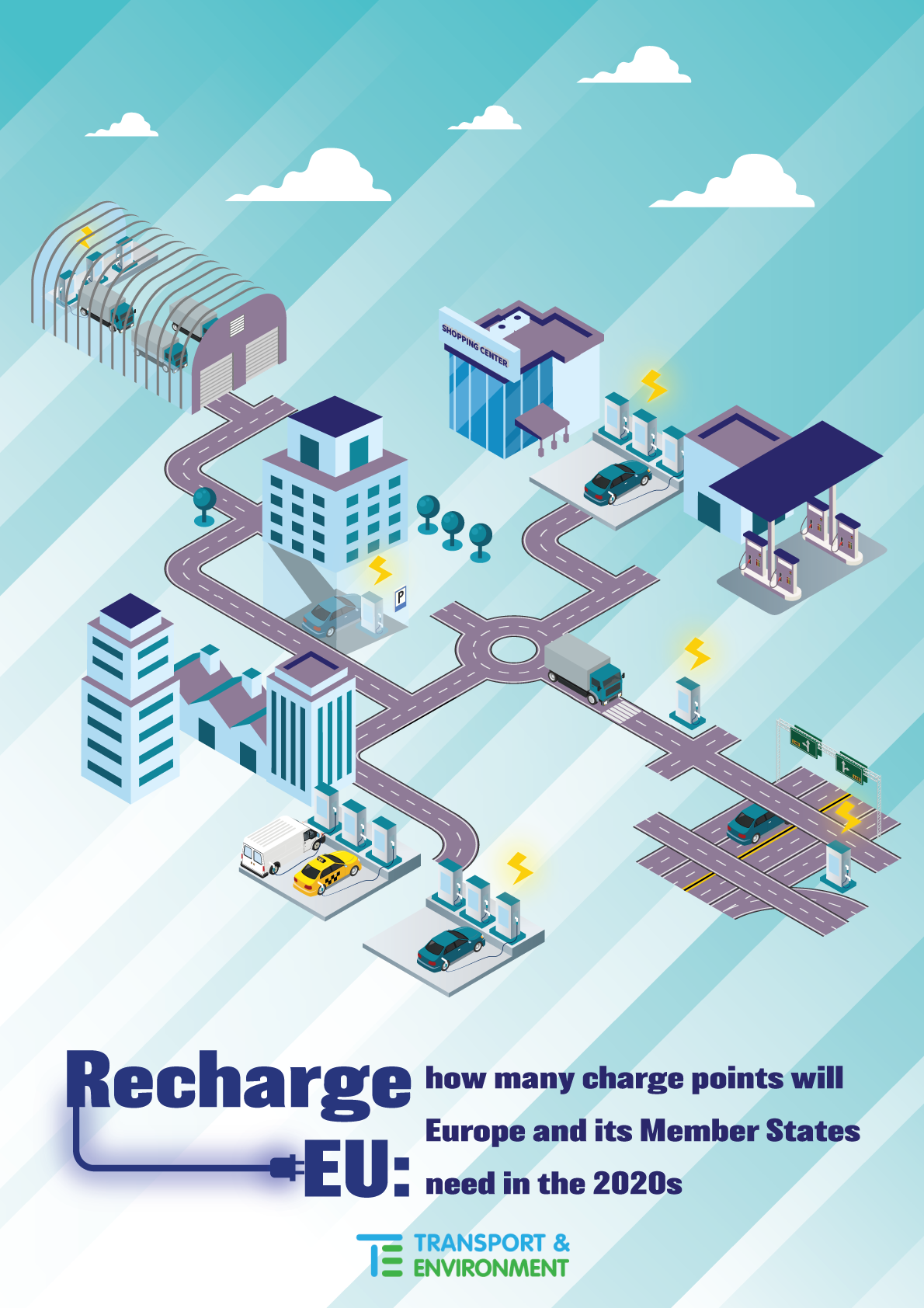 Public charging infrastructure master plan TandE