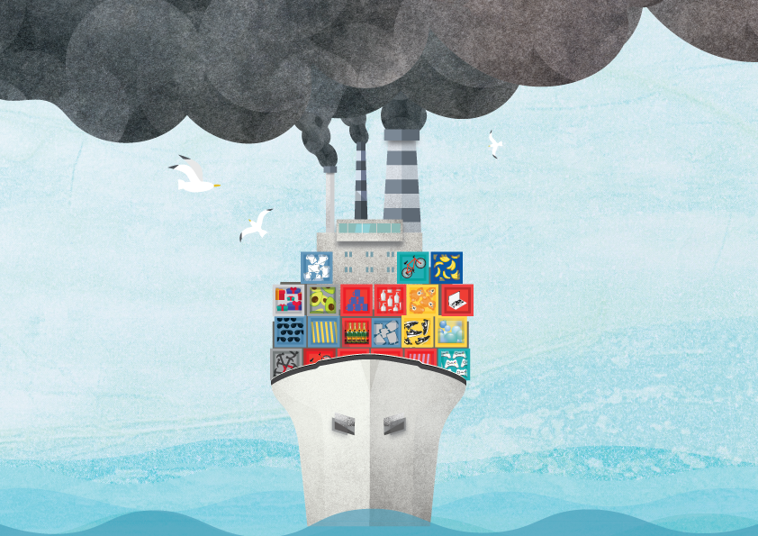 Top 10 carbon polluters in the EU ETS including shipping