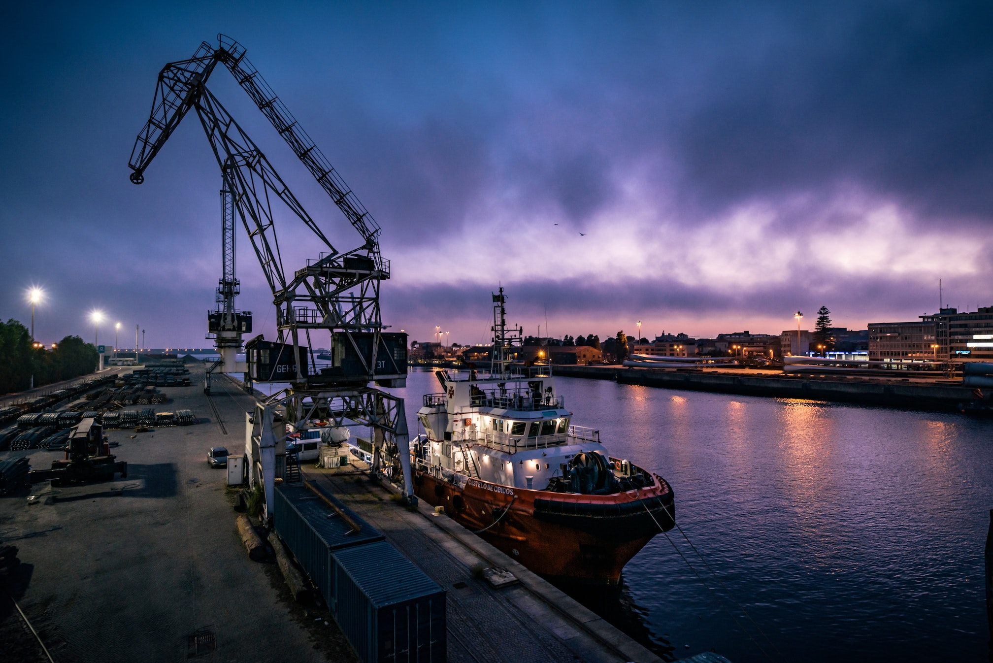EU shipping policy